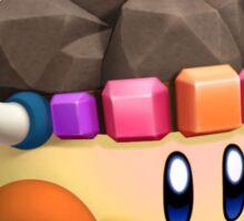 (Stone) Kirby Sticker