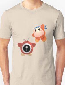 Waddle Doo and Bandana Dee T-Shirt