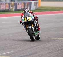 Stefan Bradl at Circuit Of The Americas 2014 by corsefoto