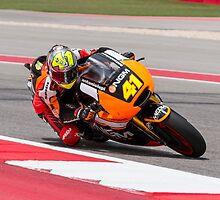 Aleix Espargaro at Circuit Of The Americas 2014 by corsefoto