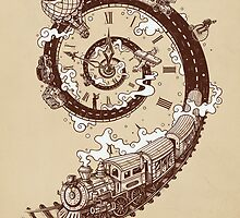 Time Travel by buko