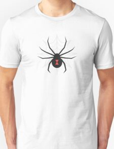 A Black Widow T-Shirt
