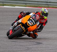Colin Edwards at Circuit Of The Americas 2014 by corsefoto