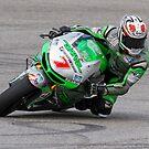 Hiroshi Aoyama at Circuit Of The Americas 2014 by corsefoto