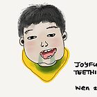 Joyful Teething by littlearty