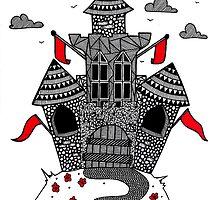 Castle Of Dreams  by Lmayag