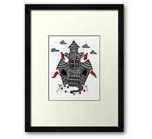 Castle Of Dreams  Framed Print