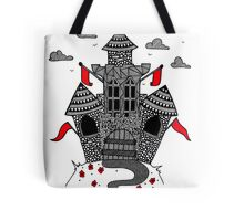 Castle Of Dreams  Tote Bag