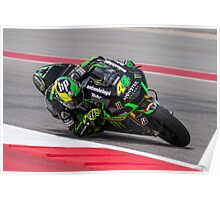 Pol Espargaro at Circuit Of The Americas 2014 Poster