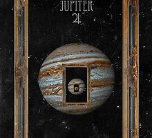 Jupiter by Ray van Halen