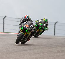 Bradley Smith at Circuit Of The Americas 2014 by corsefoto