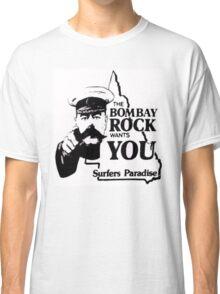 bombay rock  Classic T-Shirt