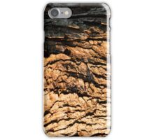 Silver Maple Bark iPhone Case/Skin