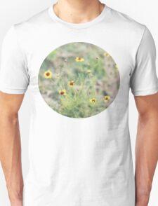Delicate Flowers Unisex T-Shirt