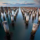Princes Pier by Travis Easton