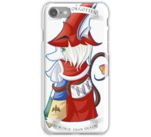 Freya Crescent iPhone Case/Skin