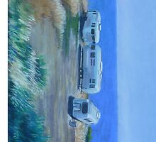 Airstream Vacation by Theda DeRamus