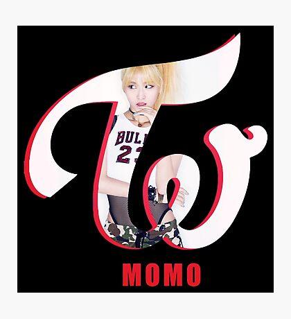 Momo Photographic Print