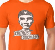 Che'ved Guevara is Shaved - 2 Unisex T-Shirt