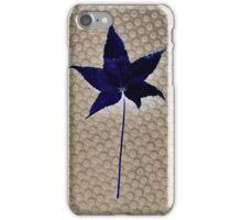 Blue. iPhone Case/Skin