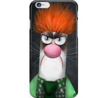 Grumpy Meep iPhone Case/Skin