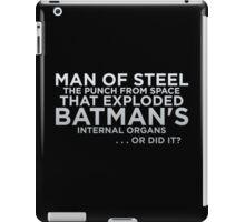 Batman vs. Superman - HISHE iPad Case/Skin