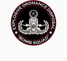 Master EOD Bomb Squad Unisex T-Shirt
