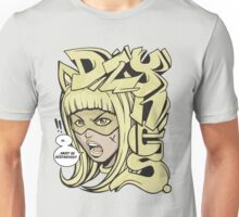 Dzynes must be destroyed! (yellow) Unisex T-Shirt