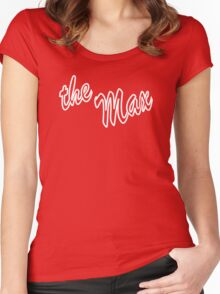 The Max - Saved by the bell Women's Fitted Scoop T-Shirt