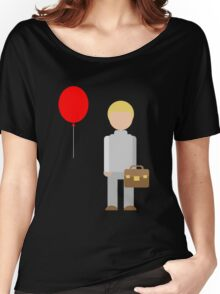 Red Balloon Women's Relaxed Fit T-Shirt