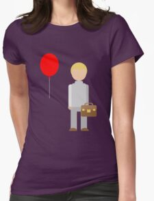 Red Balloon Womens Fitted T-Shirt