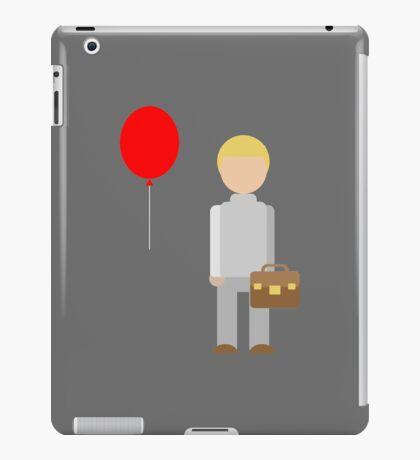 Red Balloon iPad Case/Skin