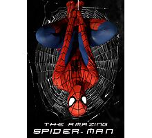 The Amazing Spider Man Cosplay Photographic Print