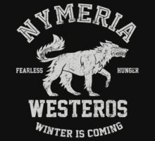 Team Nymeria T-Shirt