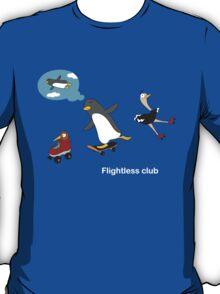 Flightless club 3 T-Shirt
