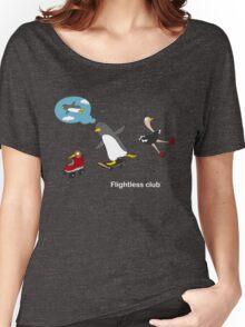 Flightless club 3 Women's Relaxed Fit T-Shirt