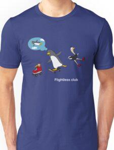Flightless club 3 Unisex T-Shirt