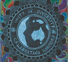 Unity in Diversity, Celebrating Harmony by CrystalDiamond