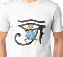The Scarab Eye Unisex T-Shirt