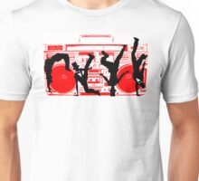 Break-dancing Lincoln Unisex T-Shirt