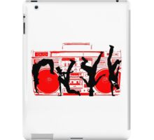 Break-dancing Lincoln iPad Case/Skin