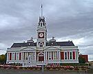 Former Town Hall, Ararat, Victoria, Australia by Margaret  Hyde