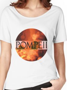 Pompeii Women's Relaxed Fit T-Shirt