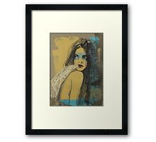 When You Are Far Away Framed Print