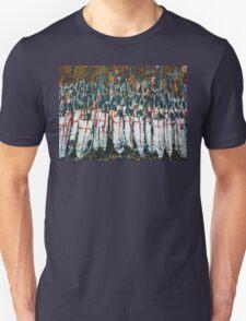 Crusade Battle Shields 12 Unisex T-Shirt