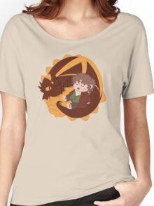 Smaug & Bilbo Women's Relaxed Fit T-Shirt