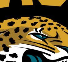 jacksonville jaguars Sticker