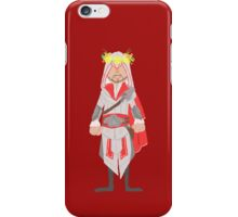Ezio flower crown iPhone Case/Skin