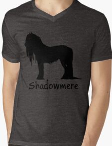 Shadowmere Mens V-Neck T-Shirt
