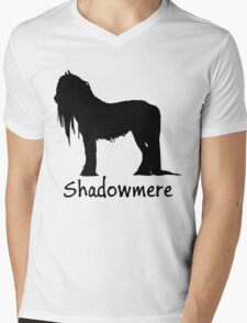Shadowmere Mens V-Neck T-Shirt